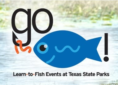 Free fishing day june 1 in texas with kid friendly events for Free fishing day texas