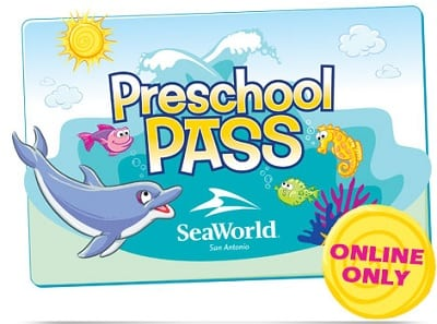 seaworld preschool pass