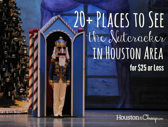 Nutcracker in Houston