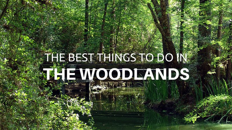 The Best Cheap and Free Things to Do in The Woodlands