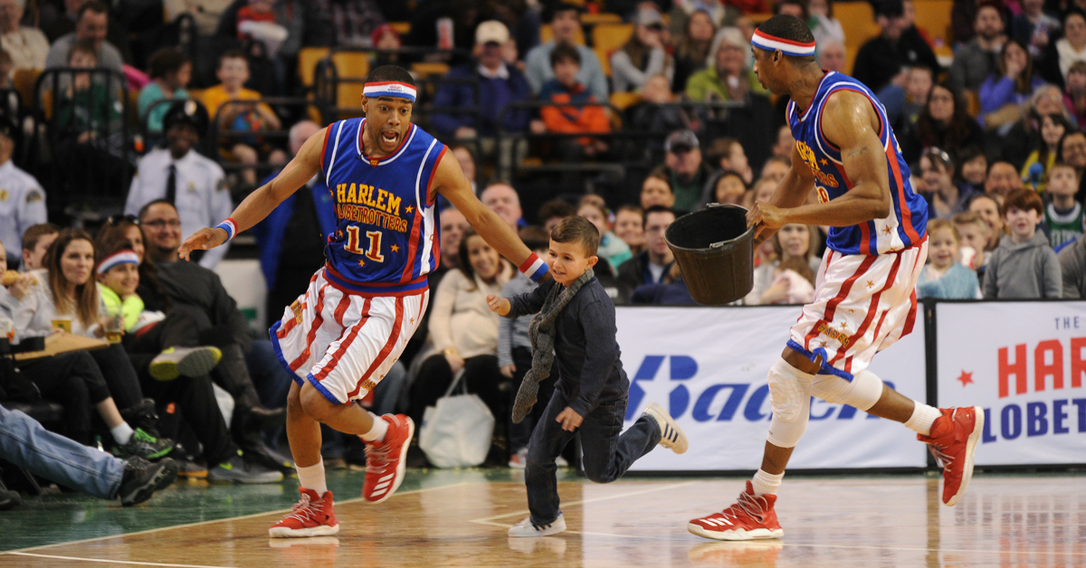 Take the Whole Family to See the World Famous Harlem Globetrotters with This HUGE Discount Offer