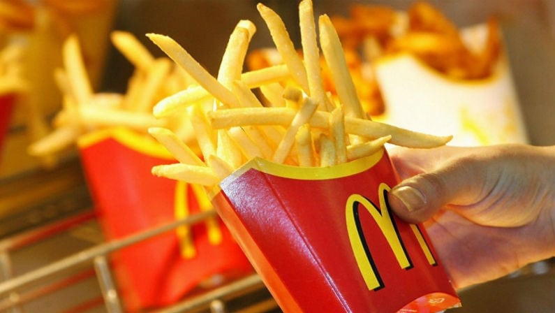 McDonald's is Giving Away Free French Fries for the Rest of 2018