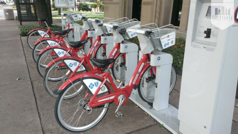 Houston's BCycle Bike Share Program Set to Expand