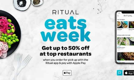 Use Ritual and Get Up to 50% Off at Local Restaurants for Ritual Eats Week