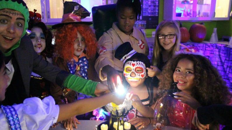 Experience True Halloween Monster Mayhem at the Children's Museum of Houston
