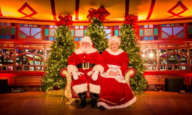 Experience Holiday Magic with The Christmas Village at Bayou Bend