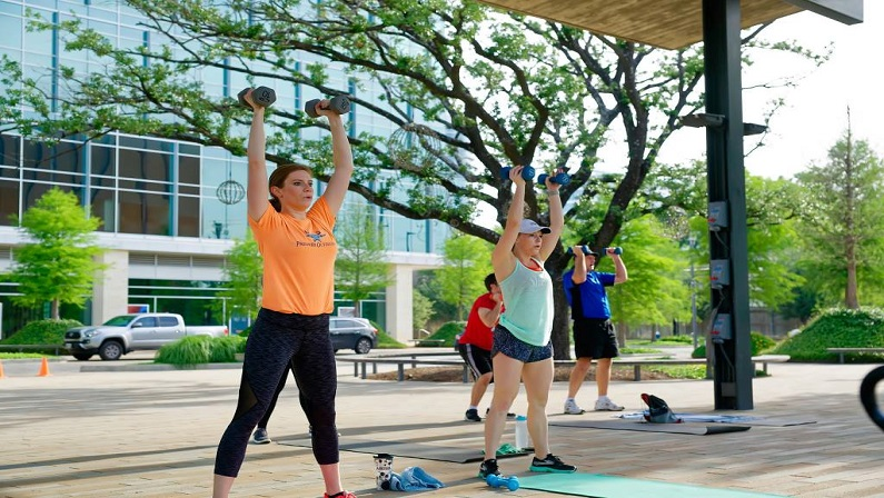 Free Fitness Classes in Houston: Yoga, HIIT, Zumba, and More