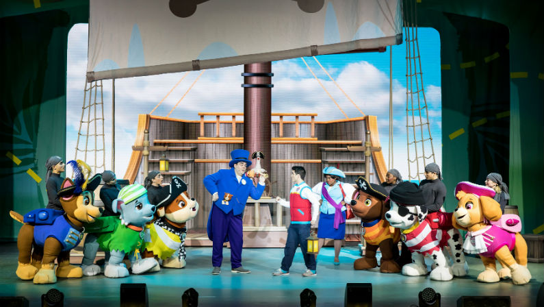 Get Your Tickets Now for PAW Patrol Live: The Great Pirate Adventure