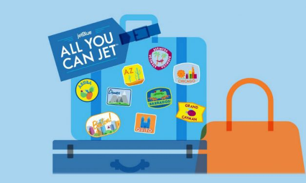 Win a Year of Free Flights with JetBlue's 'All You Can Jet' Sweepstakes