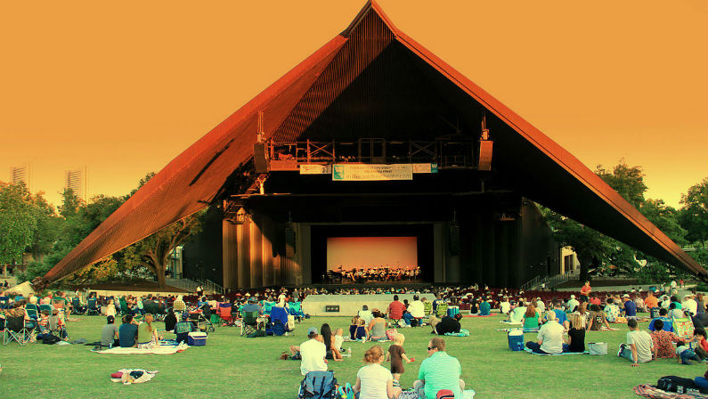 Watch Great Performances from Miller Outdoor Theatre in Their New Online Series