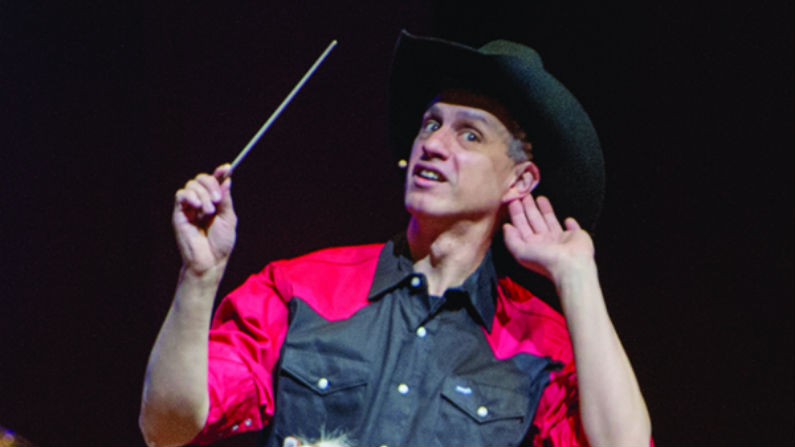 The Houston Symphony Celebrates Rodeo Season with Wild, Wild West