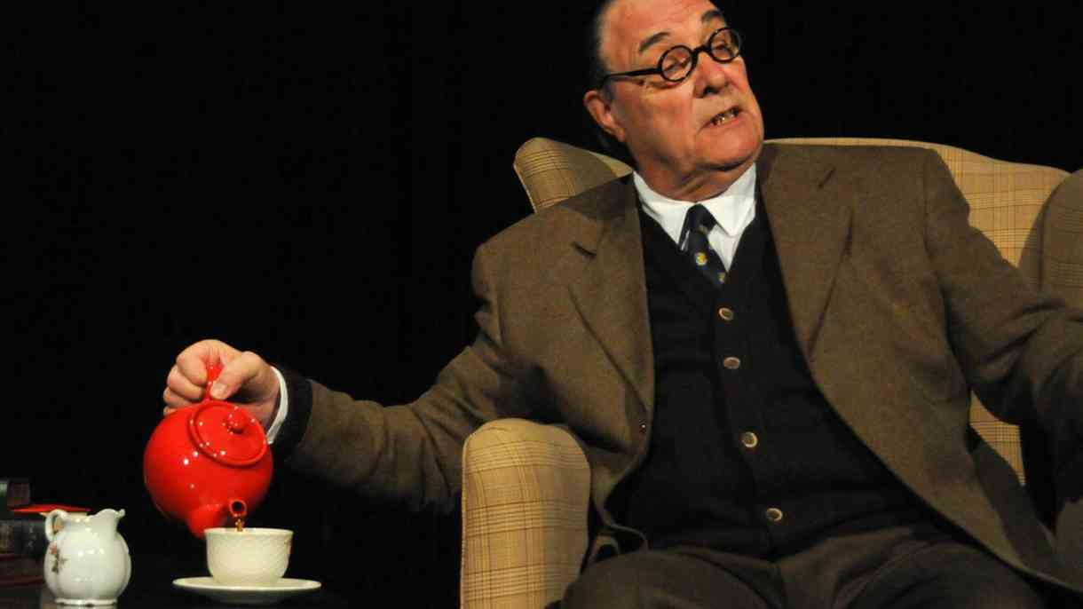 An Evening with CS Lewis Tickets | Vivid Seats