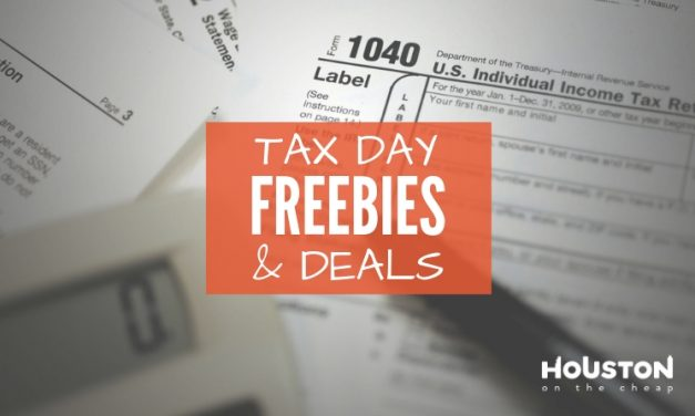 The Best Tax Day Freebies and Deals 2019