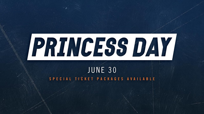 Don't Miss Princess Day with the Houston Astros June 30