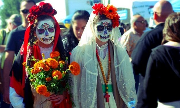 Where to Celebrate Día de Los Muertos in Houston