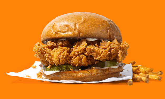 How to Get a Free Chicken Sandwich from Popeyes This Weekend