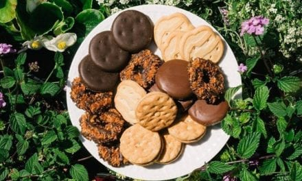Girl Scout Cookies Are Now Available for Home Delivery