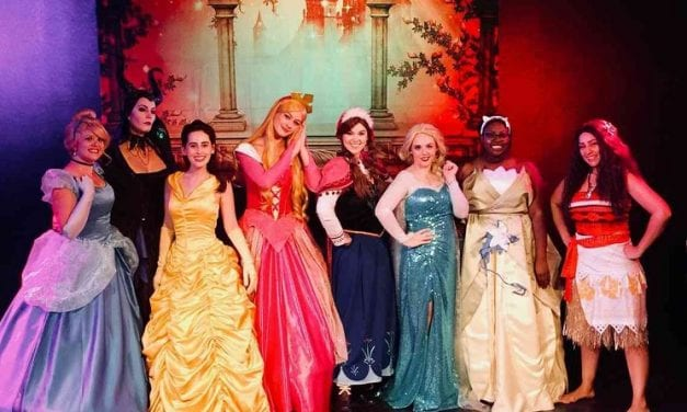Get Tickets To Once Upon A Time Princess Show For $5