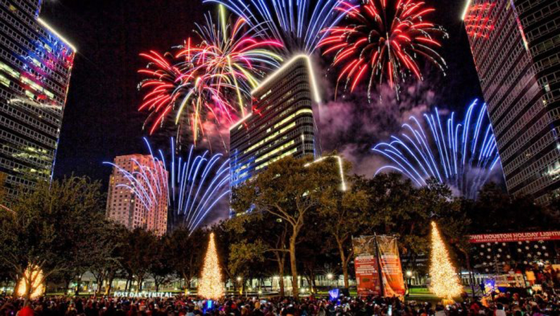 Fireworks Sales Started in Texas on Wednesday