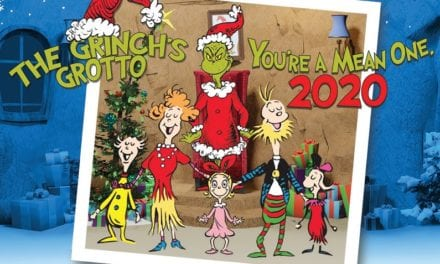 Grinch's Grotto Experience Brings Laughter to This Holiday Season