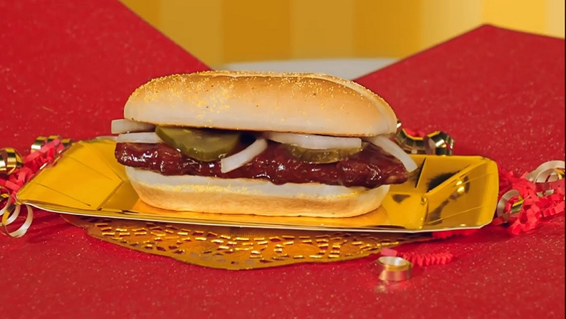 The McRib is Coming Back Very Soon