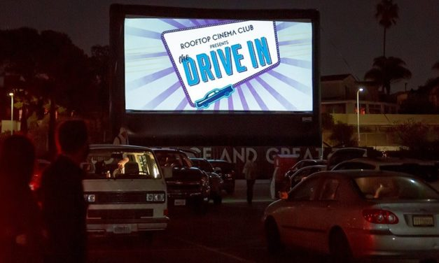 Rooftop Cinema Club Debuts New EaDo Drive-In with Holiday Movie Lineup