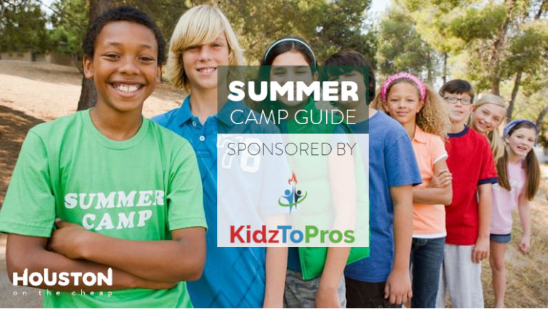 2021 Summer Camp Guide Sponsored by KidzToPros