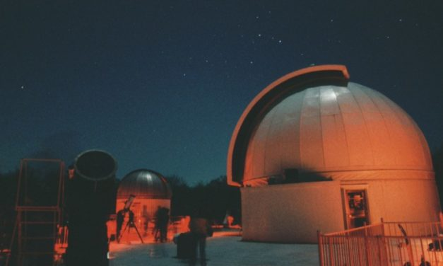 George Observatory Open Again