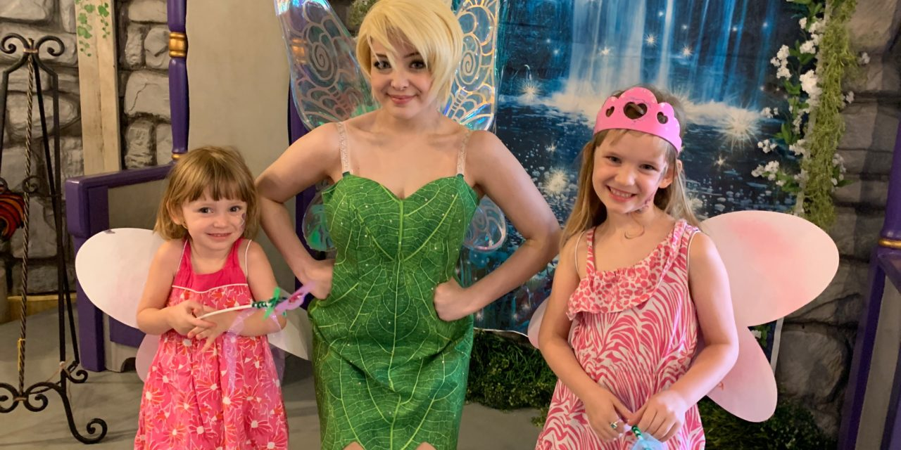 Fairy Day & Tinkerbell coming to Woodlands Children's Museum