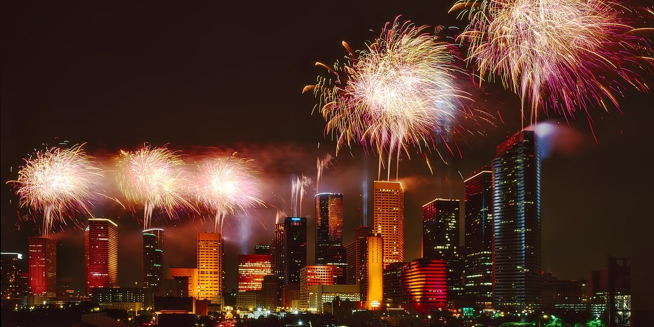 July 4th Houston Event To Double The Height Of Fireworks For 2021