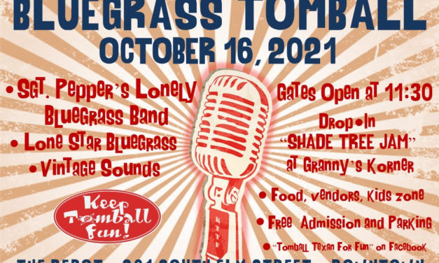 Jam Out at the Bluegrass Tomball Festival This October
